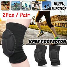 2Pcs Knee Pads Construction Professional Work Safety Gel Pair Leg Protectors USA