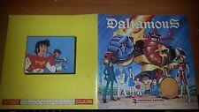 ALBUM FIGURINE PANINI - DALTANIOUS  - 1981 - SEMICOMPLETO - RARO !