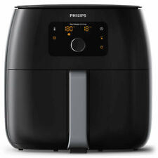 Philips 4qt Twin TurboStar Digital Air Fryer Black - HD9650/96