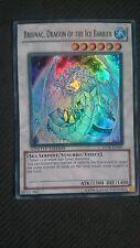 Yu-Gi-Oh ! brionac, dragon de la barriere de glace H5SE-EN001 ( H5SE-FR001 )