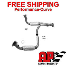 Fits Cadillac Chevrolet GMC AP Exhaust Direct Fit Catalytic Converter - 645236