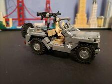 Brickmania WWII Jeep MUTT M151 Jeep! Lego!