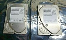 "Hitachi Deskstar P7K500 HDP725050GLA360 500GB 3.5"" SATA II *MATCHED PAIR*"