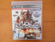 PS3 GAME MAG WITH MANUAL V GD COND - FAST POST