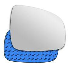 Right wing adhesive mirror glass for Dacia Sandero 2007-2019 364RS