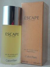 jlim410: Calvin Klein Escape for Men, 100ml EDT  cod ncr/ paypal