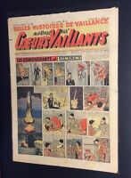 Coeurs Vaillants n°22 .Année 1947 nouvelle série
