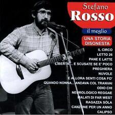 Stefano Rosso - Il Meglio [New CD]
