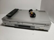 Sony SLV-D300P VCR DVD Combo Player With Remote VHS Recorder Hi-Fi 4 Head Stereo