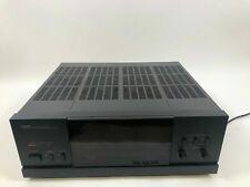 YAMAHA Stereo Power Amplifier M-65