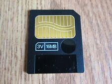 SmartMedia 16MB 3V Camera Memory Card