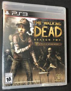 The Walking Dead [ Season Two ] (PS3) NEW