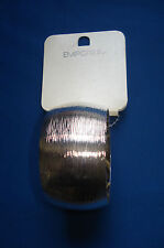 Boots Jewellery Large Silver Bangle Bracelet Brand New & In Packaging.