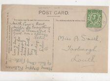 Miss A Smith Yarburgh Louth 1913 438b