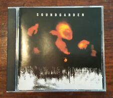 SOUNDGARDEN - Superunknown CD 1994 Heavy Metal