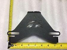 KAWASAKI ZX-6R ZX6R FENDER ELIMINATOR TAIL TIDY BLACK 2009 2010 2011 2012 P/L