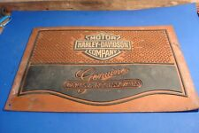 harley davidson knucklehead panhead flathead original counter top parts mat oem