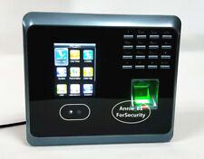 WiFI Facial & Fingerprint attendance System Employee Fingerprint Time Clock