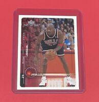 1999 Upper Deck MVP Michael Jordan CHECKLIST Chicago Bulls #219 HOF 🔥