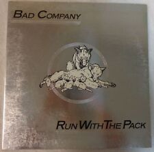 BAD COMPANY 1976 LP  ~RUN WITH THE PACK~ SWAN SONG SS 8415 VG+ VINYL GATEFOLD