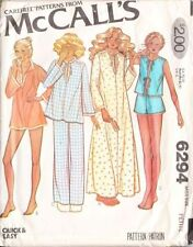 McCall's 1970s Collectable Sewing Patterns