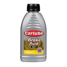 "FLUIDO FRENI ""CARLUBE"" DOT3 500 ML"