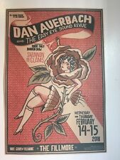 Bill Graham Presents In San Francisco Dan Auerbach And The Easy Eye Sound Revue