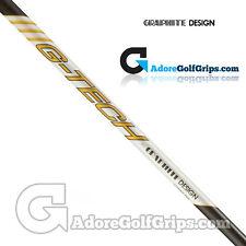 Graphite Design G-Tech Wood Combination Shaft (69g) - Senior / Lady Flex