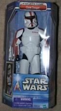 "Star Wars 12"" RED Clone Trooper V RARE Sealed Attack of the Clones NIB"