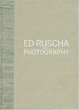 ED RUSCHA AND PHOTOGRAPHY