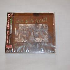 BLACK LABEL SOCIETY -Alcohol, fueled, fuckin brewtality- 2001 JAPAN CD + 1 BONUS