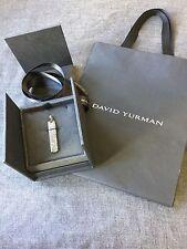 Used 100% authentic David Yurman men's meteorite Pandant