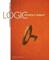 A Concise Introduction to Logic by Hurley, Patrick J.
