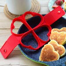 Non Stick Pancake Pan Flip Perfect Breakfast Maker Egg Omelette Flipjack Tools 2