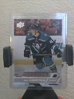 2018-19 overtime rookie # 161 isac lundestrom FREE SHIPPING