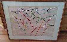 Original Art Attributed to Irving Kriesberg Pastel & Varnish American 1919-2009