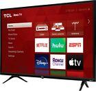TCL 32S331 32 HD LED Smart TV - Black