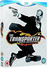 The Transporter/Transporter 2 (Blu-ray, 2008, 2-Disc Set, Box Set)