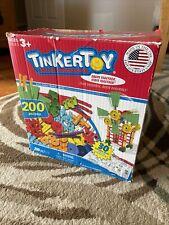 Tinkertoy 30 Model 200 Piece Super Building Set - Preschool Learning 3+