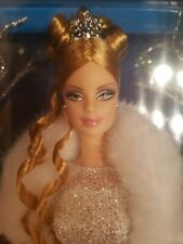 Holiday Visions Barbie ~ Winter Fantasy ~ 2003 NEW
