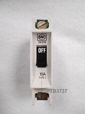 """Nuevo """"estilo antiguo"""" Mk LN 5910 10A tipo 2 Reja de desminado SP 1 módulo 240V M6 de corriente alterna"""