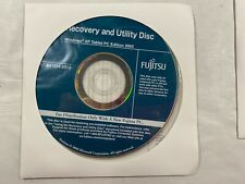 Fujitsu Lifebook P1630 System Recovery windows Restore CD Tablet ( NEW )