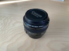 Canon EF 28mm F/1.8 USM Prime Lens Fast Wide Angle