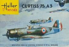 Heller 1/72 Curtiss H-75 A3 Musee Special Edition # 80214