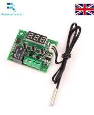 12V Digital Sensor De Temperatura Termostato Regulador De Temperatura relé conmutador - 50-110C