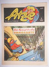 Atze 5/1958 Originale DDR Fumetti! (H8
