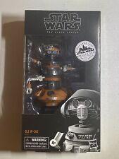 Hasbro Star Wars The Black Series DJ R-3X Toy Figure