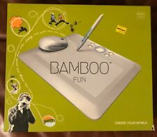 WACOM® Bamboo Fun CTE650S Graphics Drawing Tablet Only