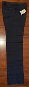 new luciano barbera pants 56% linen 44% co size 56
