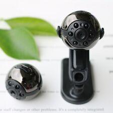 360 Degree Rotate SQ9 Mini DV HD Camera Video Recorder DVR Infrared Night Vision